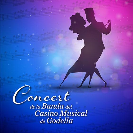 Concert de la Banda del Casino Musical de Godella