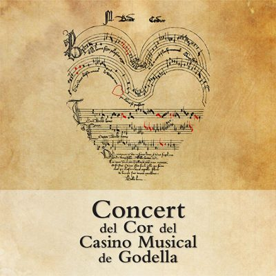Concert Cor Casino Musical de Godella