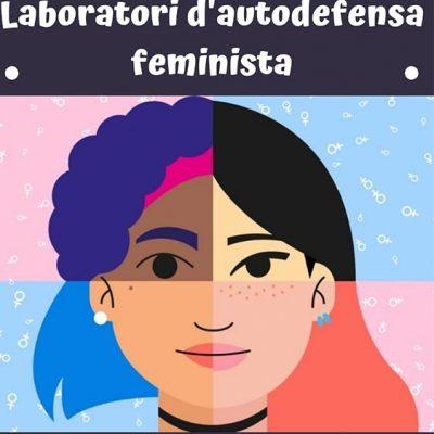 Laboratorio de autodefensa feminista