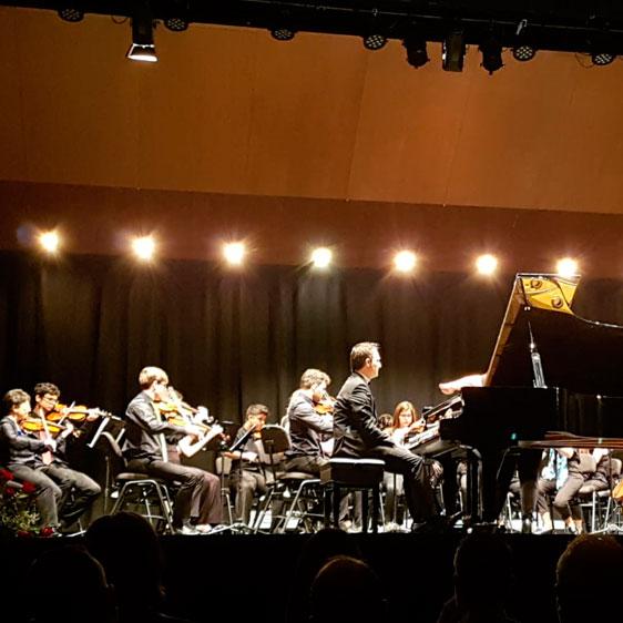 Orquesta de cuerda del Casino Musical de Godella