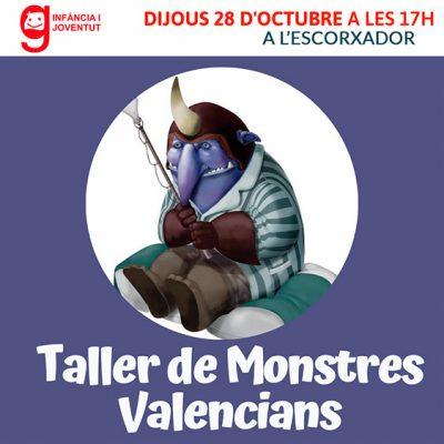 Taller de monstres valencians